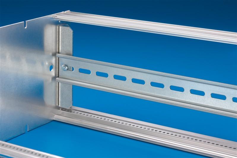 Din Rail Kast : Din rail kast installatiekast met dinrail laagste prijs