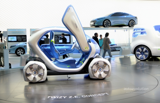 Eib Leent Renault 180 Miljoen Voor Betere Elektrische Voertuigen