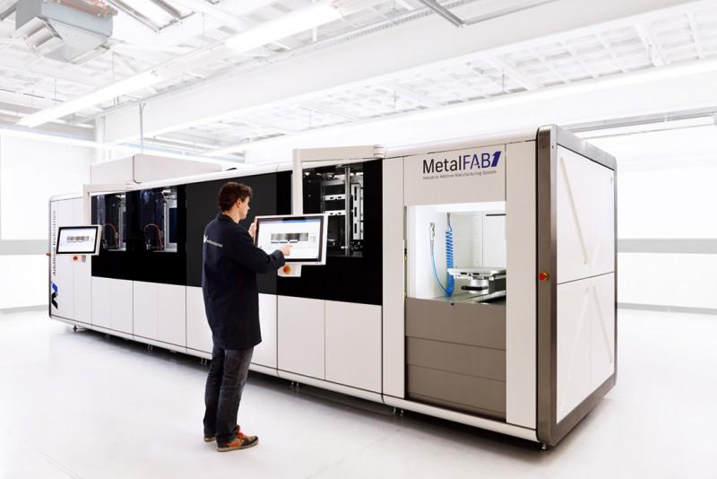 metalfab1 evolutie van industri le 3d metaalprinter video nieuws. Black Bedroom Furniture Sets. Home Design Ideas