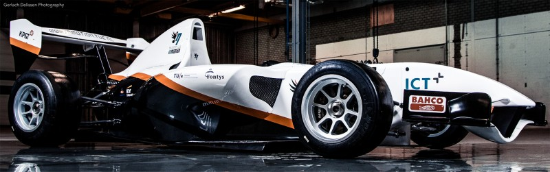 Elektrische Raceauto Studententeam Inmotion Maakt Eerste