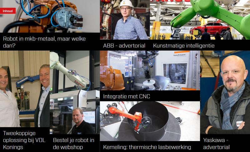 Gratis digi-magazine over robotisering