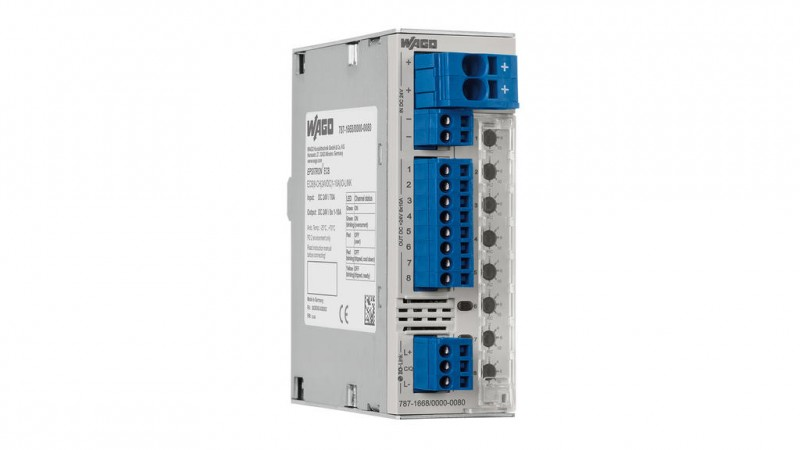 Circuit breakers met IO-Link
