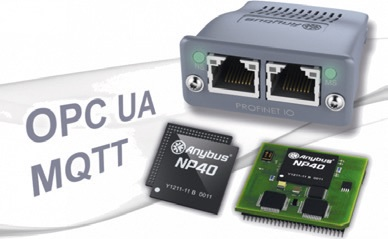 Ethernet-modules ondersteunen OPC UA & MQTT